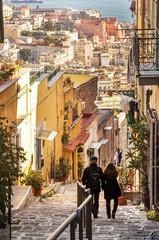 Discesa Petraio in Naples.