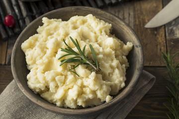 Homemade Thanksgiving Mashed Potatoes