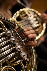 Keuken foto achterwand Muziek Kammerorchester