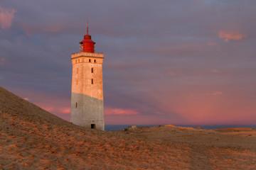 Lighthouse Rudjerg Knude