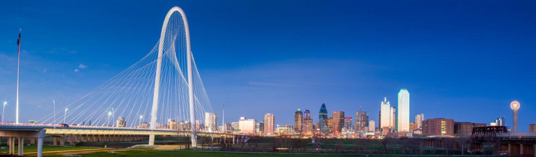 Margaret Hunt Hill Bridge - Dallas