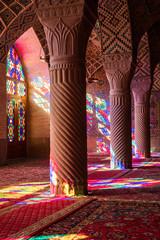 Der Iran - Shiraz  Nasr ol Molk Moschee