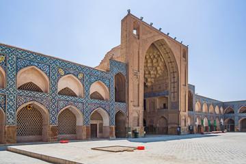 Der Iran - Isfahan Jame Moschee