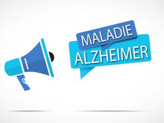 mégaphone : maladie d'alzheimer