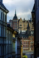Impressionen der Gamla Stan in Stockholm