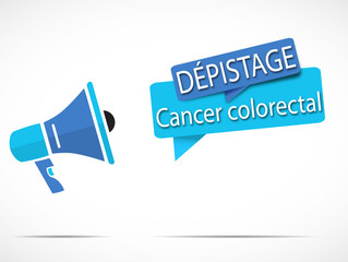 mégaphone : cancer colorectal