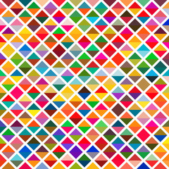 Simple and colorful geometric shapes, pattern backgrund.