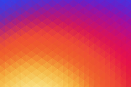 Abstract gradient art geometric background with soft color tone. Ideal for artistic concept works, cover designs.