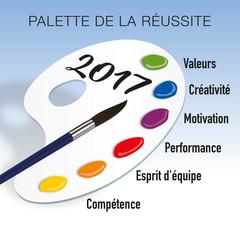 2017 - Entreprise - Palette - Réussite