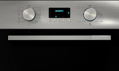 Modern Oven Closeups