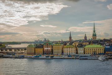 Sweden Stockholm City