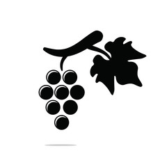 Black_silhouette_of_grapes