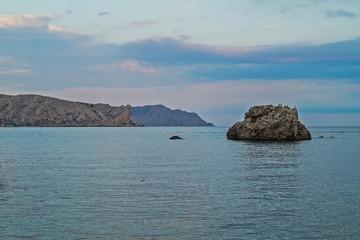 Twilight over the Black Sea