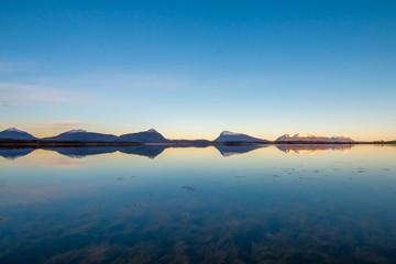 Lato na lofotach, Skandynawia, Nordland, Norwegia