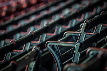 Baseball Seats Fenway Park