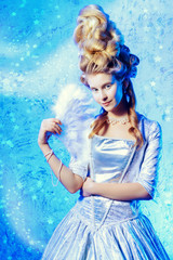 ice queen lady