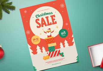 Christmas Sale Flyer 1