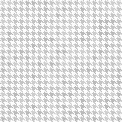 Houndstooth pattern. Seamless vector