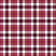 Symmetry seamless pink purple red tartan pattern