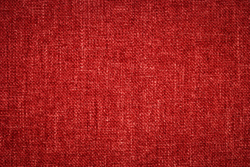 Red Canvas Texture./Red Canvas Texture