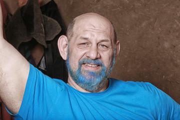 Bluebeard in the bath