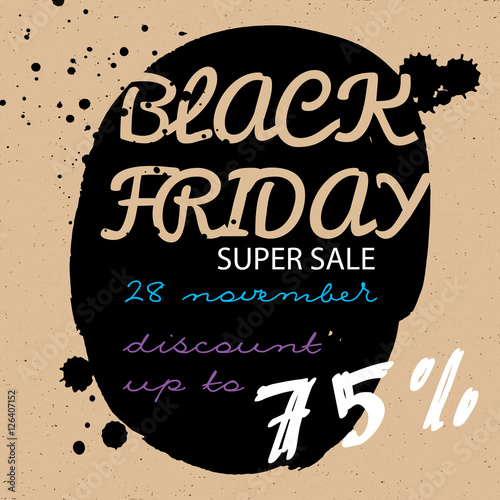 Book Cover Illustrations For Sale : Quot black friday banner vector illustration eps can be