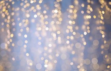 blurred christmas holidays lights bokeh
