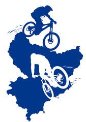 Sports dans les Alpes-Maritimes