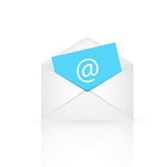 Email Envelope Illustration