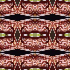 seamless tileable pixel texture pattern