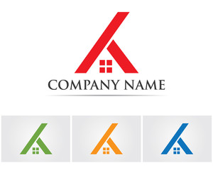 Building home logo
