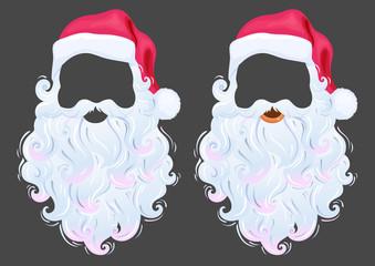 Santa Claus photo props