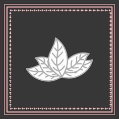 Rustic decorative style icon vector illustration graphic design