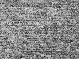 Obraz Kamienna ściana - fototapety do salonu