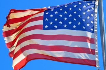 us flag background