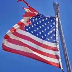 us flag background