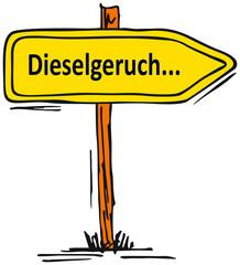 Dieselgeruch