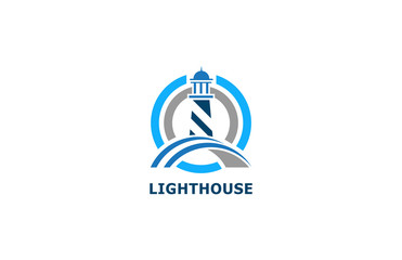 lighthouse bridge logo
