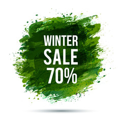 Winter-sale-green