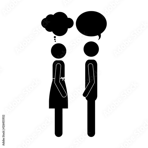 conversation between man and woman Valentine's day is in a few more days did i hear, yippee partners will  reminisce and share stories about the day they met, dating, and.