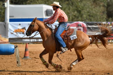 A Cowboys extreme competition