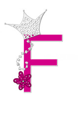 Alphabet Pageant Queen F