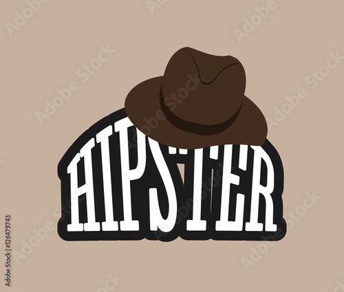 Hipster Fashion Lifestyle Icon Vector Illustration Graphic Design Im Genes De Archivo Y