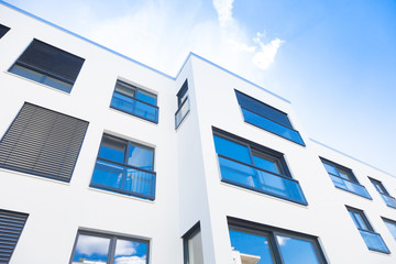 Mehrfamilienhaus, Neubau in Deutschland