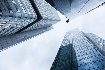 Hochhäuser und Wolkenkratzer