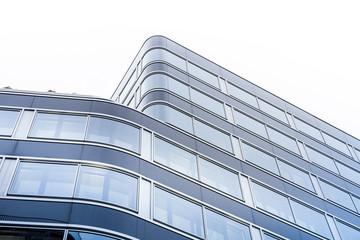 moderne Architektur - Glasfassade -