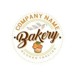 bakery vector logo