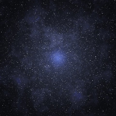 Space, Stars Background