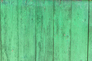 green wood texture with snow christmas background