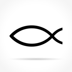 fish shape icon